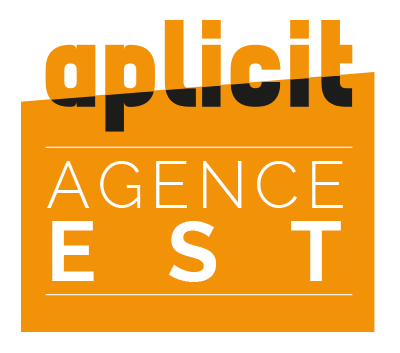 Aplicit Agence Est Logo