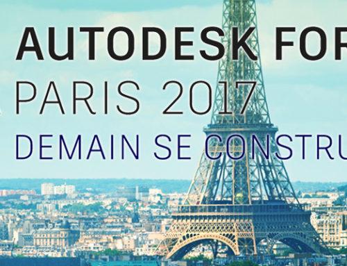 Aplicit au Forum Autodesk Paris 2017